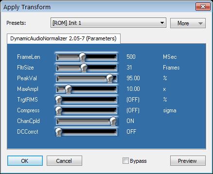 sound normalizer windows